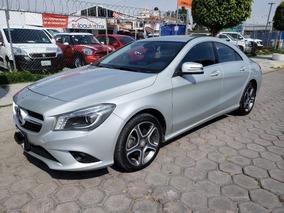 Mercedes-benz Clase Cla 200 Plata 2014