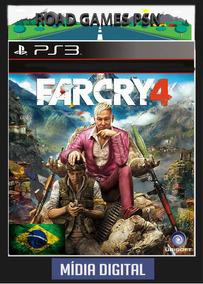 Far Cry 4 Psn Ps3 Digital Psn