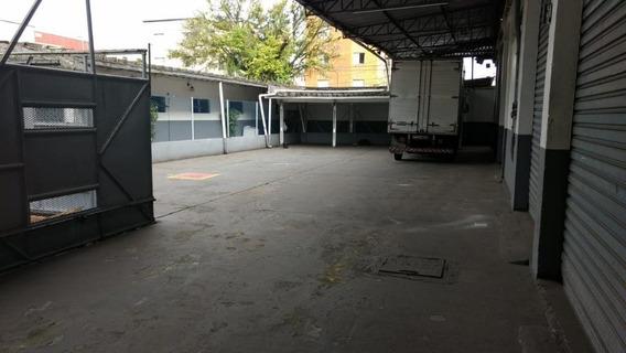 Galpão Em Macuco, Santos/sp De 3479m² Para Locação R$ 30.000,00/mes - Ga203551