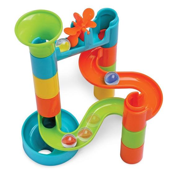 Brinquedo Educacional Educativo De Montar Pistas De Bolinhas