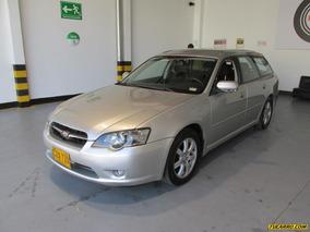 Subaru Legacy 2.0l 4wd At 2000cc 5p