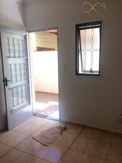 Casa Residencial Para Locação, Vila Monte Alegre, Paulínia. - Ca0933