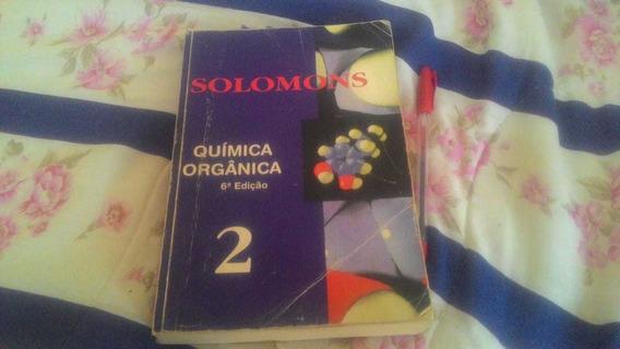 Solomons Quimica Organica 1 E 2
