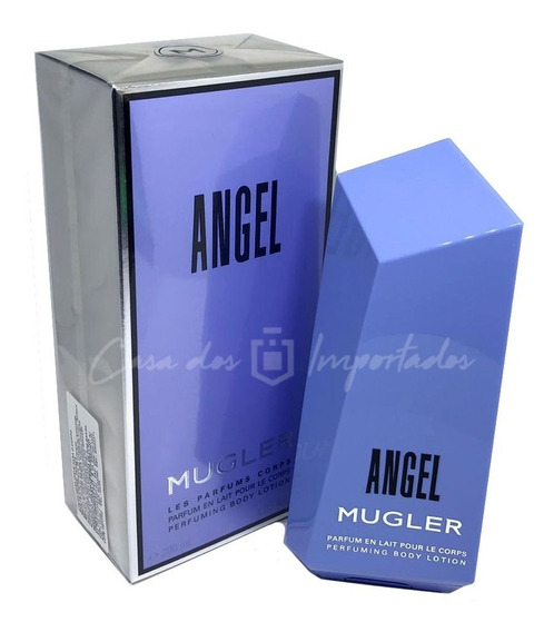 Angel ( Body Lotion - Creme ) 200ml + Amostra De Brinde