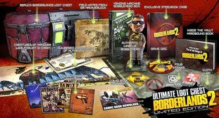 Borderlands 2 Último Botín Pecho Edición Limitada - Plays
