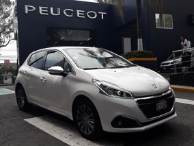 Peugeot 208 Allure Pure Tech Mt Blanco 2019 (grupo Camsa)