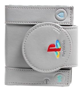 Billetera Playstation Ps 1 Sony Licencia Oficial