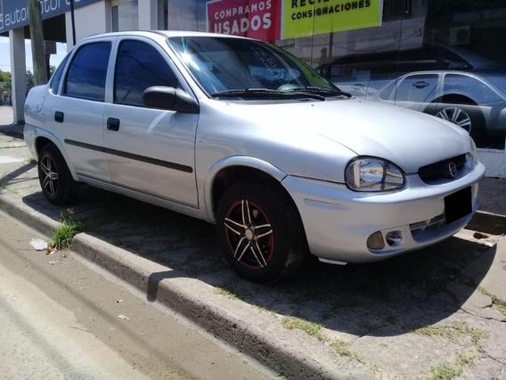 Chevrolet Corsa 1.6 4p Gl Aa Dh (super) 2007
