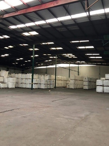Bodega Industrial En Renta Alce Blanco