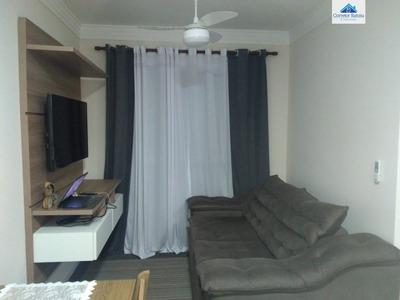 Apartamento A Venda No Bairro Jardim Minda Em Hortolândia - - 1386-1