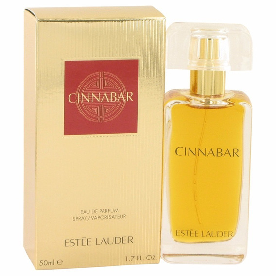 Perfume Estee Lauder Cinnabar Feminino 50ml Edp - Original