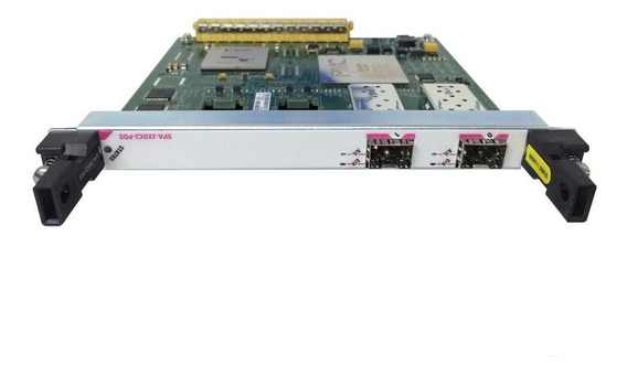 Cisco Placa Interface Spa 2x Oc3 Pos Cisco Asr 1000 Series