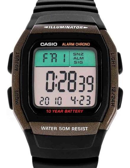 Relógio Unissex Casio W-96h-3avdf