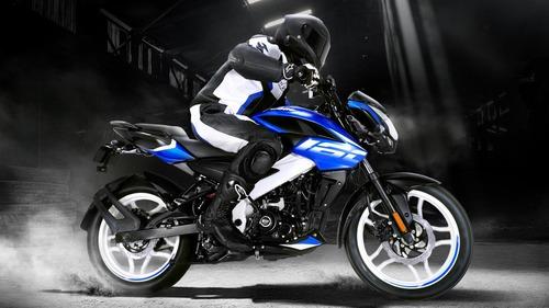 Imagen 1 de 10 de Moto Bajaj Pulsar Rouser Ns 160 Laser Edged 0km