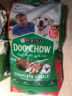 Perrarina Dog Chow (saco 25.9 Kgs)