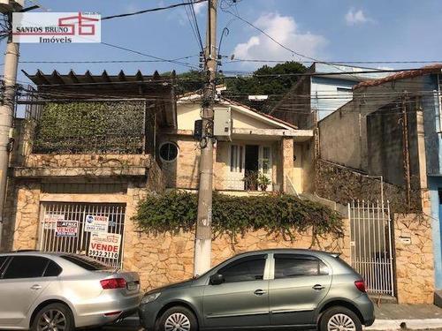 Sobrado À Venda, 170 M² Por R$ 680.000,00 - Freguesia Do Ó - São Paulo/sp - So1033
