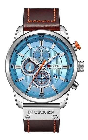 Reloj Análogo Curren Rapid - Azul
