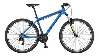 Bicicleta Scott Aspect 780 Mountain Rod29 Bike Azul Aluminio