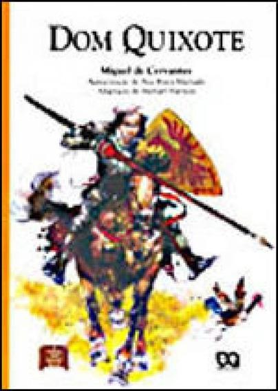 Dom Quixote - Col. O Tesouro Dos Classicos Juvenil