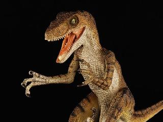 Rebor Velociraptor Spring-heeled Dinosaurio Jurassic World