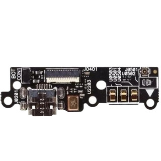 Placa Usb Conector Carga Zenfone 6 A600 A601 Flex Microfone