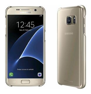 Capa Case Clear Cover Original Samsung Galaxy S7 Edge G935 F