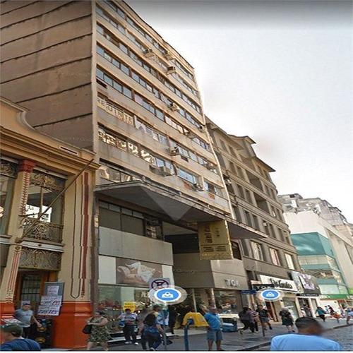 Sala Comercial No Centro De Porto Alegre Própria Para Clínica - 28-im515626