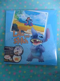 Àlbum De Fotos Grande Novo Stitch 2