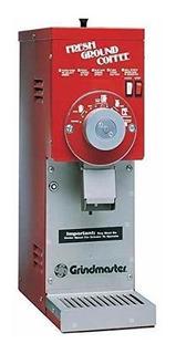 Grindmaster 875s Rojo Etl Slimline 3 Lb. Cafe Molino Retai