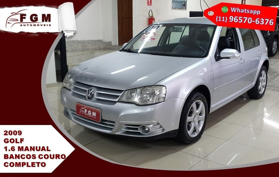 Volkswagen Golf 1.6 Mi 8v Flex Manual 2009