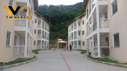 Apartamento Em Itaipuaçu - 848