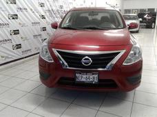 Nissan Versa 2017 4p Drive L4/1.6 Aut