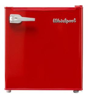Refrigerador minibar Whirlpool WS2105 rojo 56L