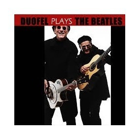 Cd Duofel - Plays The Beatles Novo Lacrado Original
