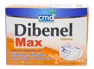 Dibenel Max Multivitaminico Quercitina Omega Zinc Magnesio