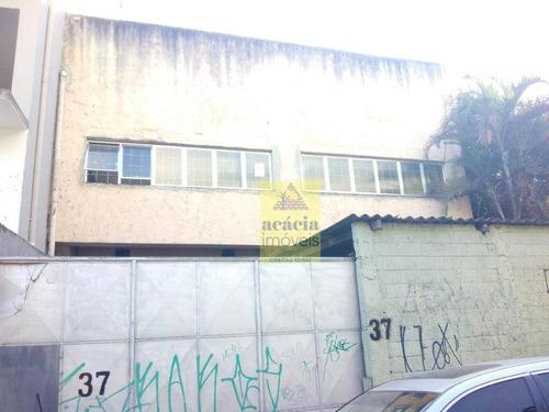 Terreno À Venda, 1000 M² Por R$ 4.500.000,00 - Jardim Cidade Pirituba - São Paulo/sp - Te0084