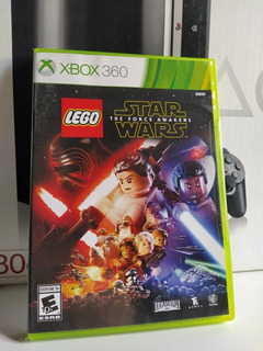 Lego Star Wars The Force Awakens Xbox 360 Original Físico