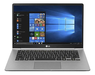 Notebook LG Gram Thin Y Luz Laptop 14 Full Hd Ips Touchscr ®