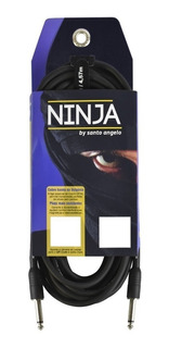 Cabo 3 Metros P10 Ninja Santo Angelo Nota Fiscal Garantia