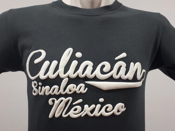 2 Playeras Puro Sinaloa Compa Culiacán Beisbolera Gris