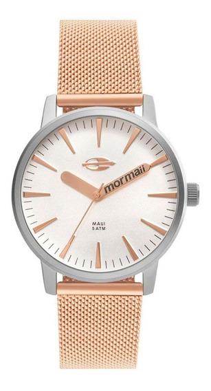 Relógio Mormaii Feminino Maui Mo2036hy/4k