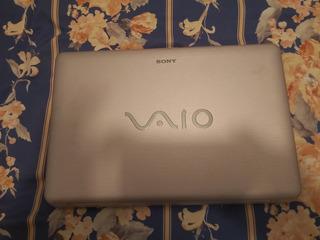 Laptop Sony Vaio (semi Nueva)