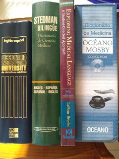 Libros De Medicina Varios Remate