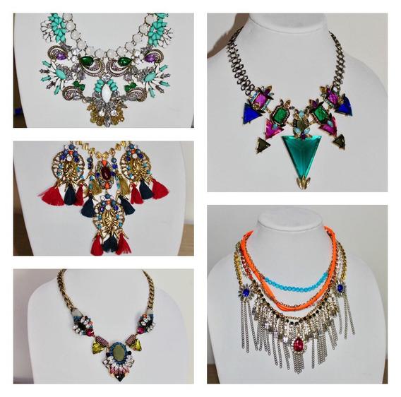 22 Collares Para Dama Accesorios Mujer Moda