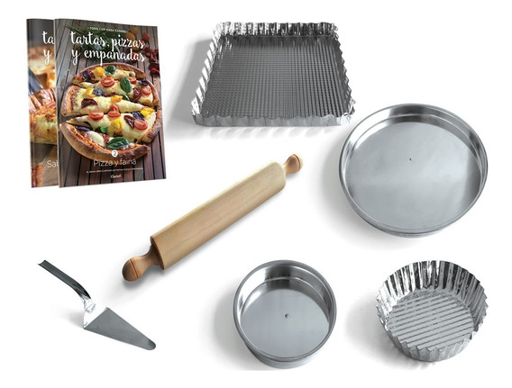 Clarín Colección Tartas, Pizzas Y Empanadas Set 1