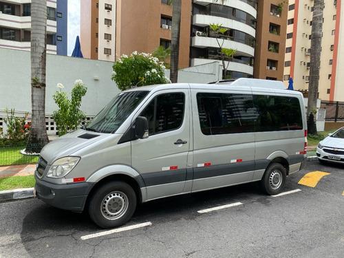 Mercedes Benz-van Sprinter 415, Cdi 2.2, Teto Baixo, 15+1lug