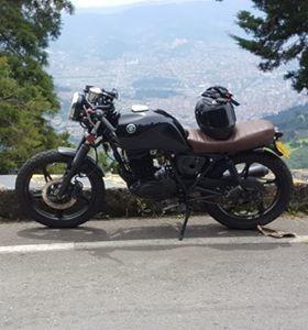 Gs 125 Modelo 2013 Negro
