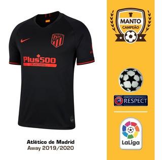 Camisa Atlético De Madrid 2019/2020 Away Félix Morata Lodi