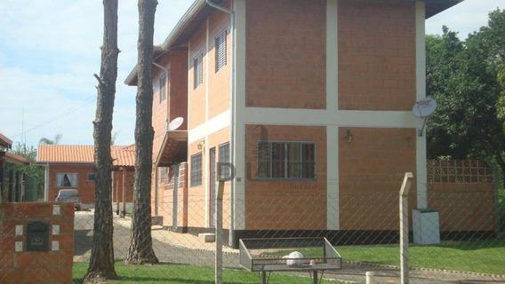Casa Com 2 Dormitórios Para Alugar, 130 M² Por R$ 1.000 - Village Campinas - Campinas/sp - Ca13105