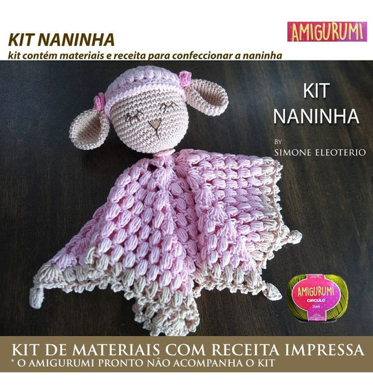Amigurumi Ovelha Dolly por Sandra Brum - Clube da Costura | 568x542